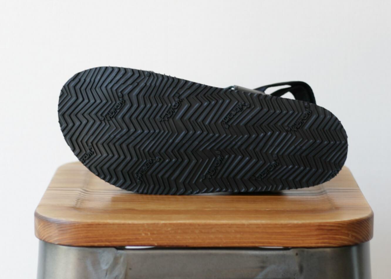 double foot wear bec ビブラムソール写真