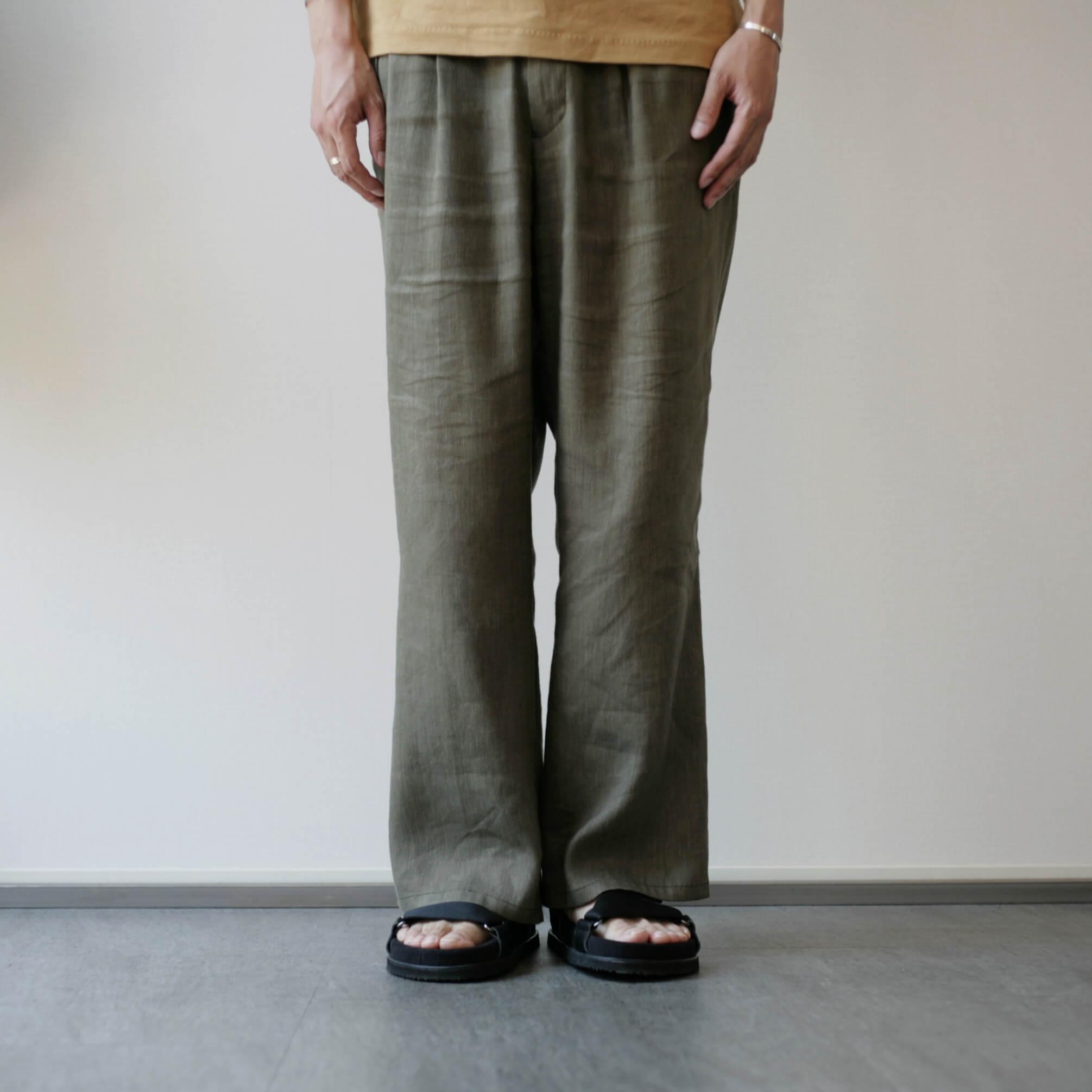 double foot wear bec 着用写真(前)