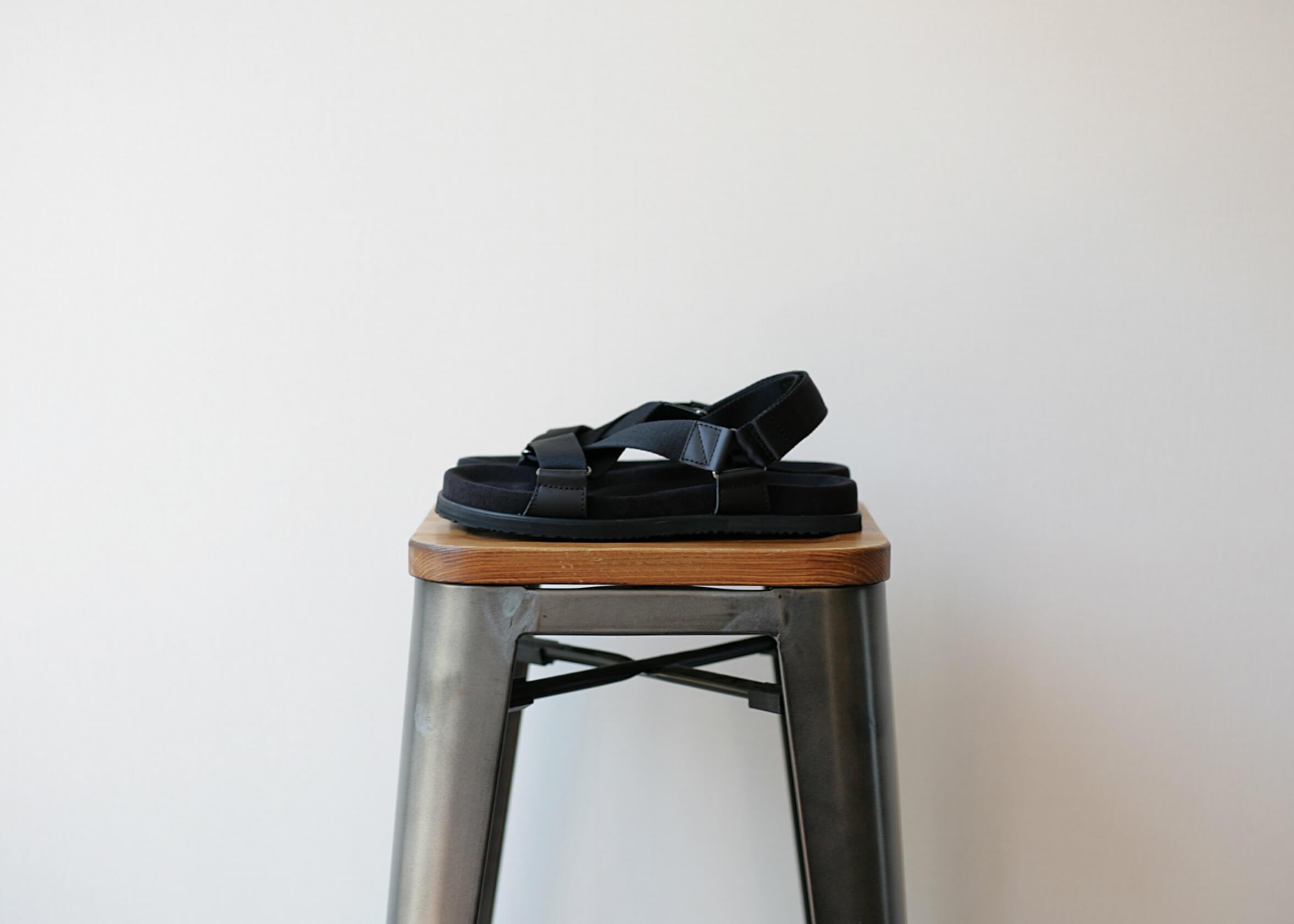 double foot wear becの横からの写真
