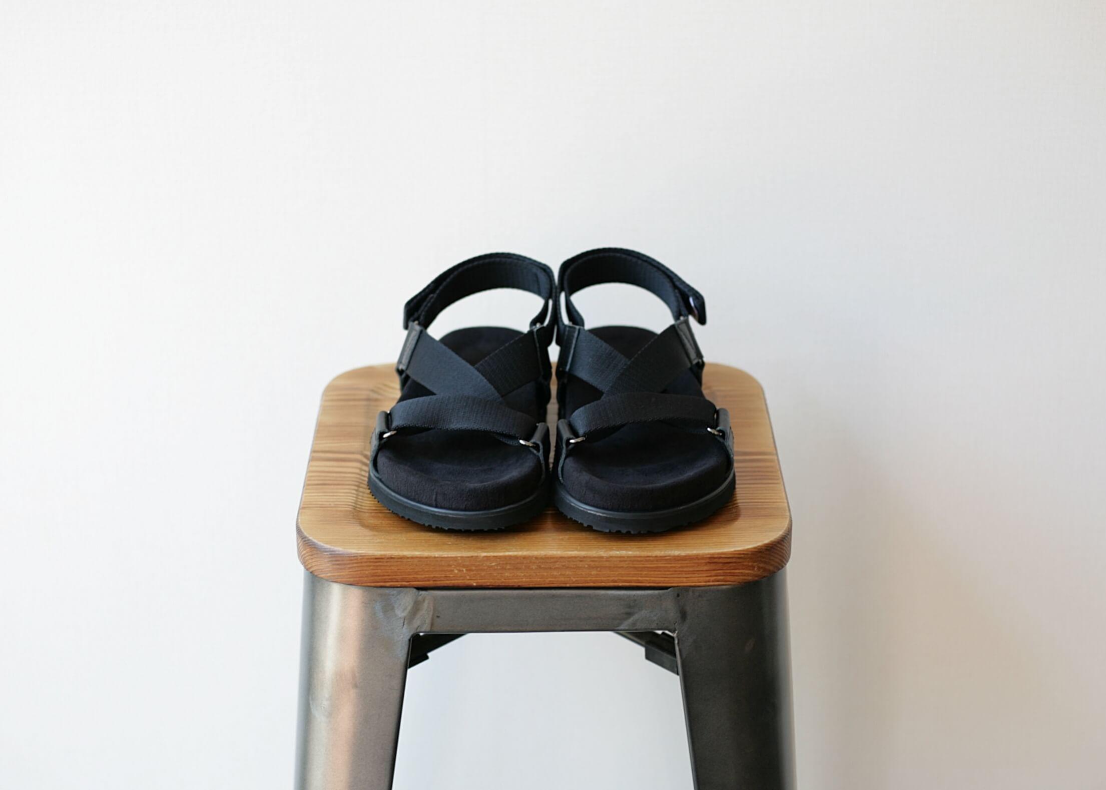 double foot wear becの前からの写真