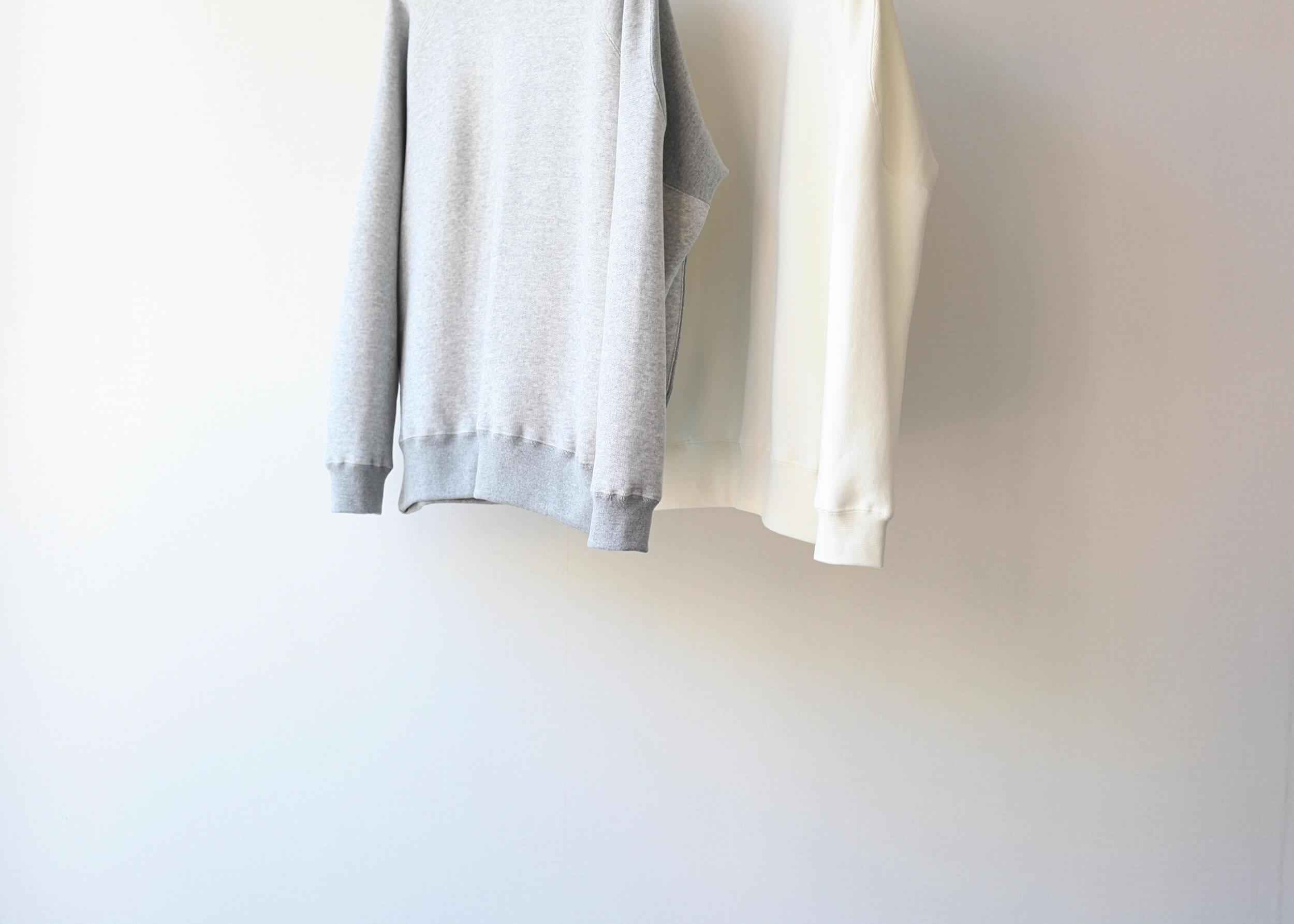 foof - tsuriami sweat pullover カラーoffとgrey
