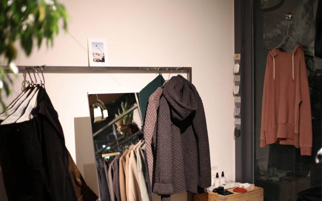 hazy / ヘイジー 福岡大名セレクトショップ / 2019年12月の店内の様子-2